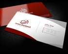 Professional  Business Card by Nasirktk - 12017