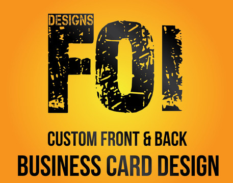 Creative Business Card Design by chizel21 - 13970