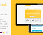 High Quality PSD to Responsive HTML Email by saputrad - 15286