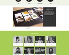 Customized WordPress Theme by Defatch - 17944