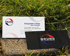 Professional and Unique Business Card Design  by bu-bu - 1688