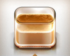 Professional Realistic iOS App Icon by weirdeetz - 1722