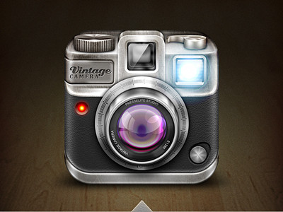 Professional Realistic iOS App Icon by weirdeetz - 1729
