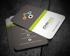 Business Card Design by -axnorpix - 1825