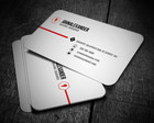 Business Card Design by -axnorpix - 1826