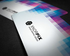 Business Card Design by -axnorpix - 1827