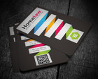 Business Card Design by -axnorpix - 1834
