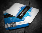 Business Card Design by -axnorpix - 1835
