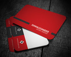 Business Card Design by -axnorpix - 1836
