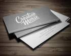Vintage Business Card by SAOStudio - 21494