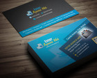 Double Sided Creative and Attractive Business Card by balavenkatesh - 22570