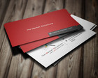 Double Sided Creative and Attractive Business Card by balavenkatesh - 22578