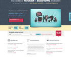 Responsive HTML Website Customization by Defatch - 24144