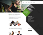Responsive HTML Website Customization by Defatch - 24145