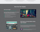 Convert PSD to Responsive On-Page SEO HTML5/CSS3 (Cross Browser Compatible) by xwisnux - 26127