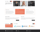 Website to WordPress Responsive Theme by asheron - 34491