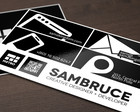 Creative Multipurpose Business Card by sambruce - 29495