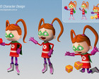 3D Character / Mascot Design  by Gabey005 - 30766