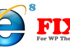 IE Browser Issue Correction by vulinhpc - 31100