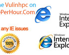 IE Browser Issue Correction by vulinhpc - 31101