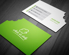 Exclusive, Clean and Professional Business Card Design by kazierfan - 31278