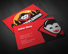 Professional Business Cards by Brandbusters - 31715