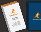 Slick and Modern Business Card Design by cihanzengin - 35476