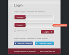 Elegant Web Forms by loreleyyy - 4343