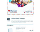 Quality Email Newsletter Design + Coding - Responsive by MrDaMontana - 35975