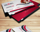 Professional Business Card Templates by grafilker - 37455