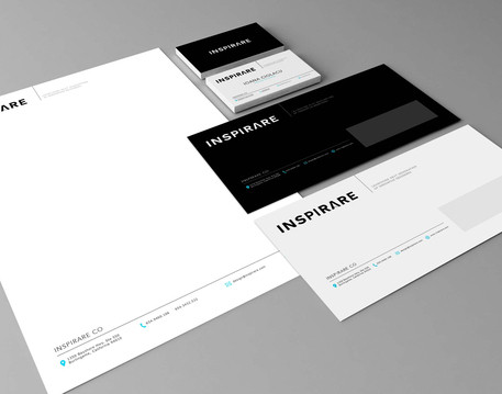 Corporate Stationery Design by LasART - 37630