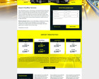 Premium Home Page Web Design / Redesign by AndiG - 38910