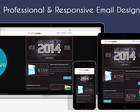Responsive Email Newsletter Design by KyleFordrung - 39327