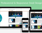 Responsive Email Newsletter Design by KyleFordrung - 39328
