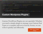 Simple Custom WordPress Plugins by sixfoot3 - 39627