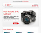 E-Newsletter Design by grati - 523