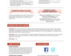 Email Newsletter Template by jpacamana - 6985