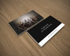 Creative Concept Business Card Design with Images by zlaws - 7279