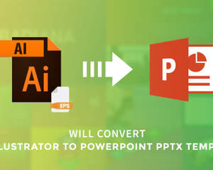 Convert ai illustrator to powerpoint template by arvaone on envato convert ai illustrator to powerpoint template by arvaone on envato studio toneelgroepblik Image collections