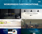 WordPress Theme Customization by PHILSE - 56272