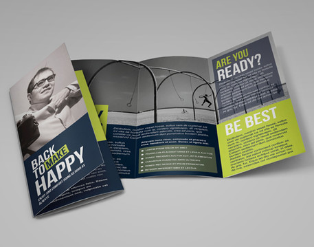 Modern Brochure Design by Pozoet - 42078