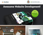 Website Development with Themeforest Themes by elbisnero - 75637