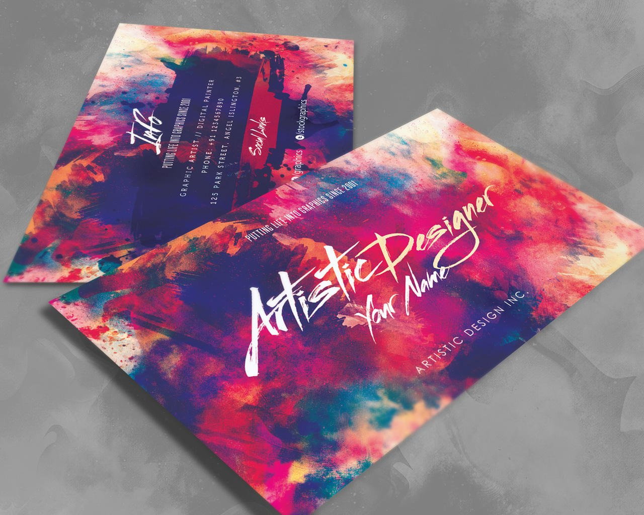 Creative Profession Business Card Designs By