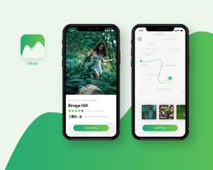 Mobile App UI/UX Interface Design (iOS/Android) by sambruce