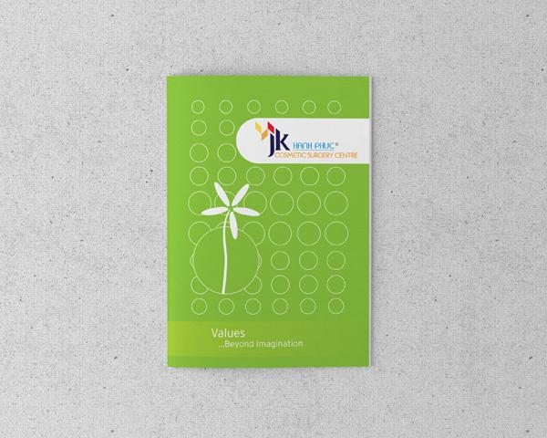 brochure - booklet design