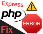 Solve, Fix PHP errors, bugs or problems from Expert by nyasro - 72522