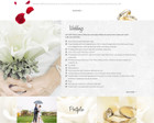 Home Page/ Landing Page Web Design (psd file) by Webvilla - 84411