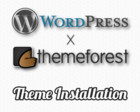 WordPress ThemeForest Theme Installation and Demo Setup by kLOsk - 45738