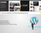 Wordpress Theme Retouching by dadtective - 48201