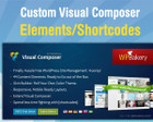 Add Custom Elements To Visual Composer by ERROPiX - 46405